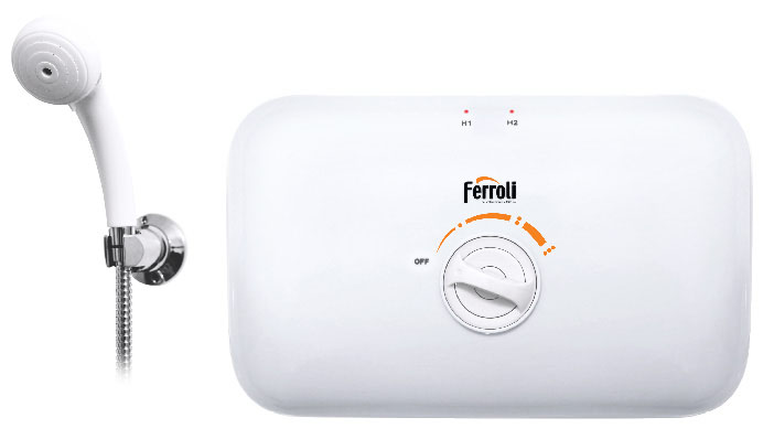 Bình nóng lạnh trực tiếp Ferroli RITA FS-4.5TE