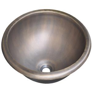 Chậu rửa mặt bằng đồng KanLy RSC319 1