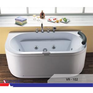 Bồn tắm Massage EuroKing-Nofer VR-102