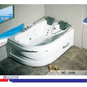 Bồn tắm Massage EuroKing-Nofer NG-5506L