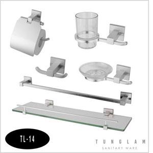 Bộ phụ kiện phòng tắm TL-14
