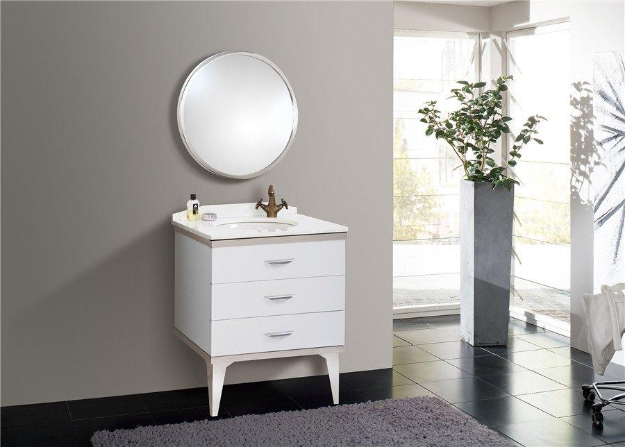 Bộ tủ chậu lavabo phòng tắm SUS304 MN-8803 1