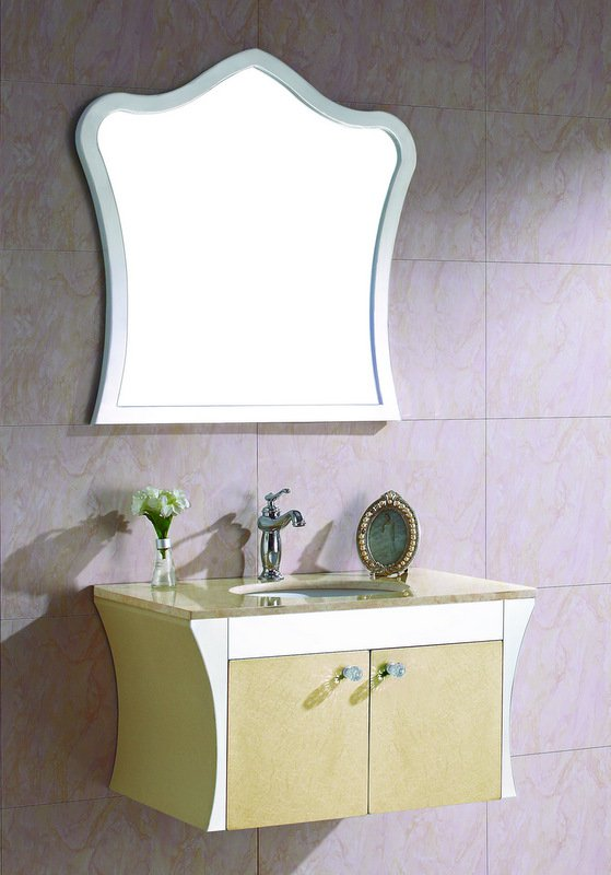 Bộ tủ chậu lavabo phòng tắm SUS304 MN-8810 2