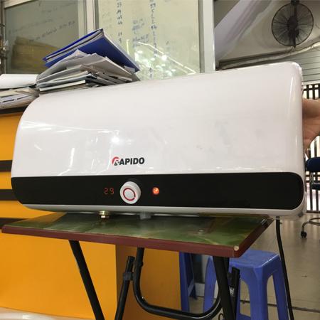 Bình nước nóng Rapido Greta GD 15L 2