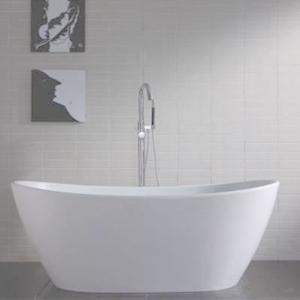 Bồn tắm có chân Euroking-Nofer EU - 6509 (1630*850*640)