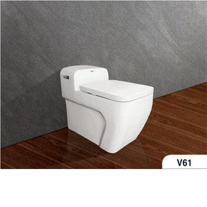 Bồn cầu két liền Viglacera V61