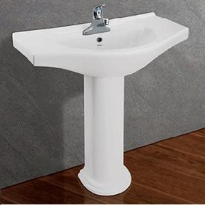 Chậu + chân rửa lavabo Viglacera VU7