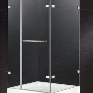 Cabin tắm vách kính Caesar SD4320AT-RI