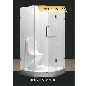 Cabin vách tắm kính FANTINY MBG-105S