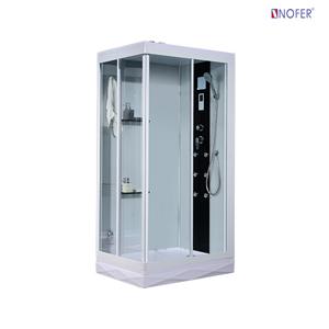 Phòng xông hơi Nofer VS-86152AS White