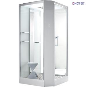 Phòng xông hơi Nofer VS-89101S (R) White