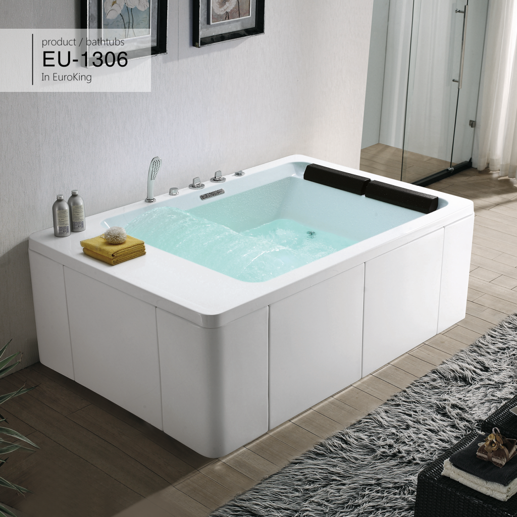 Bồn tắm massage Euroking EU-1306