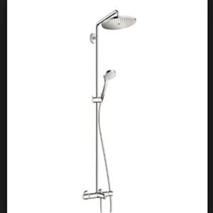 Sen cây tắm đứng Hafele Hansgrohe Croma Select S280