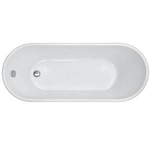 Bồn tắm độc lập tròn Hafele 588.55.620