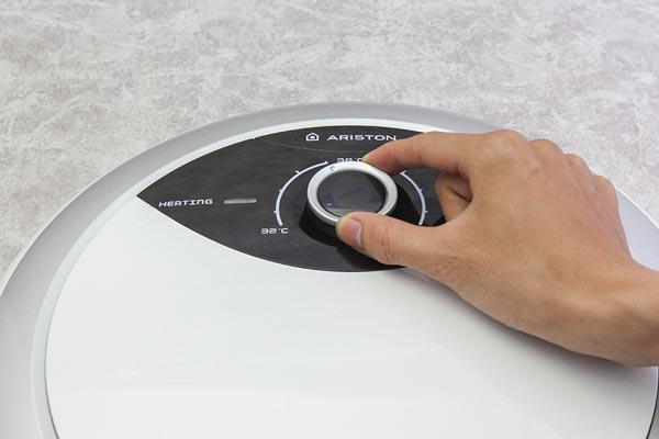 Bình nóng lạnh trực tiếp ARISTON AURES SMART ROUND RMC45E-VN