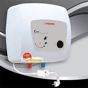 Bình nóng lạnh PICENZA V15ET (15L)