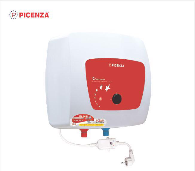 Bình nóng lạnh PICENZA V20EI (20L)