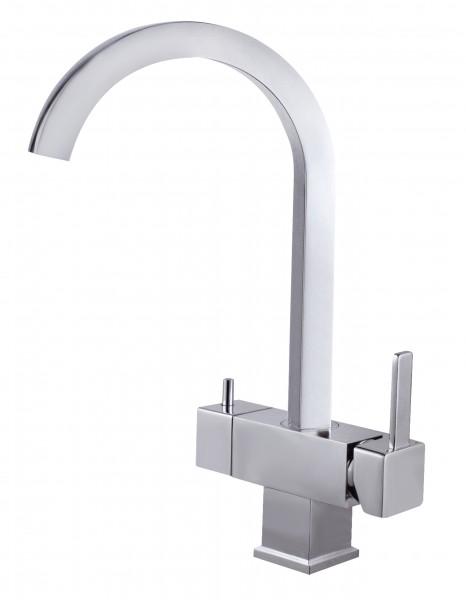 Vòi rửa bát nóng lạnh Sobisung RO-850
