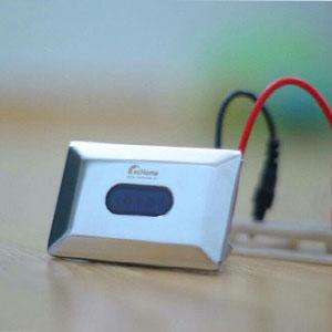 Van xả tiểu cảm ứng dùng cho bồn tiểu liền sứ Techome A2905