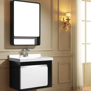 Bộ tủ chậu phòng tắm