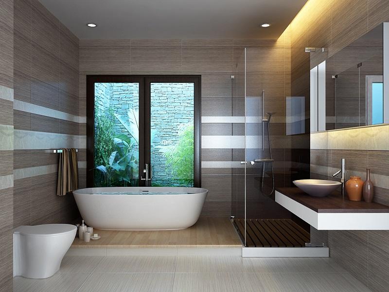 Phòng xông hơi ướt NOFER (Malaysia)